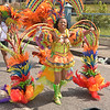 T&T CARNIVAL TUESDAY PARADE 2014 : PLACE: PORT OF SPAIN, TRINIDAD & TOGAGO.